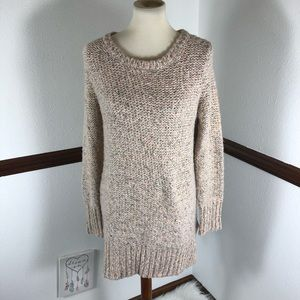 Anthropologie RUBY MOON chunky Oversize sweater L